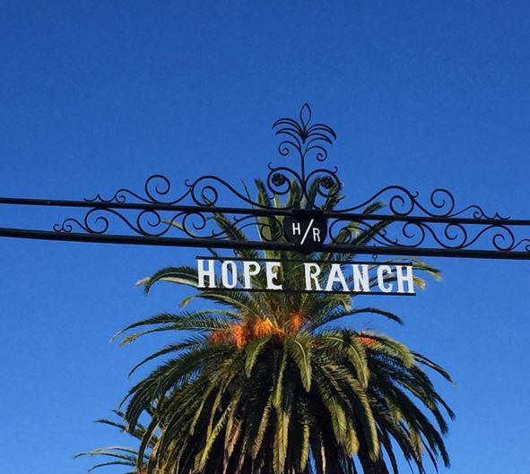 HopeRanch Gate