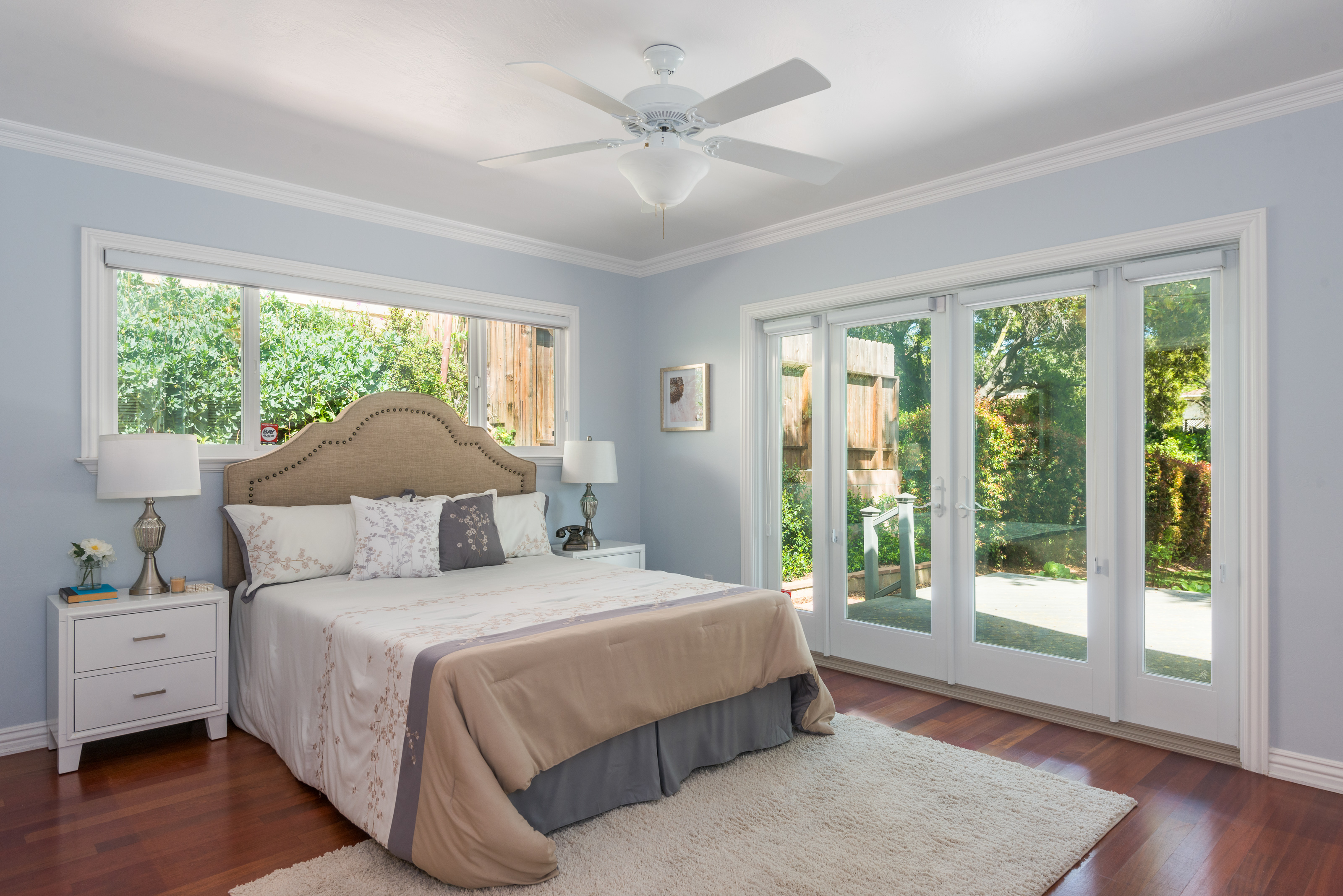 Master Bedroom Randy Freed Kellie Clenet Santa